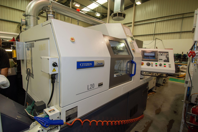 Citizen Serie 2 L20-VIII LFV CNC-Spindelstock CNC-Drehzentrum