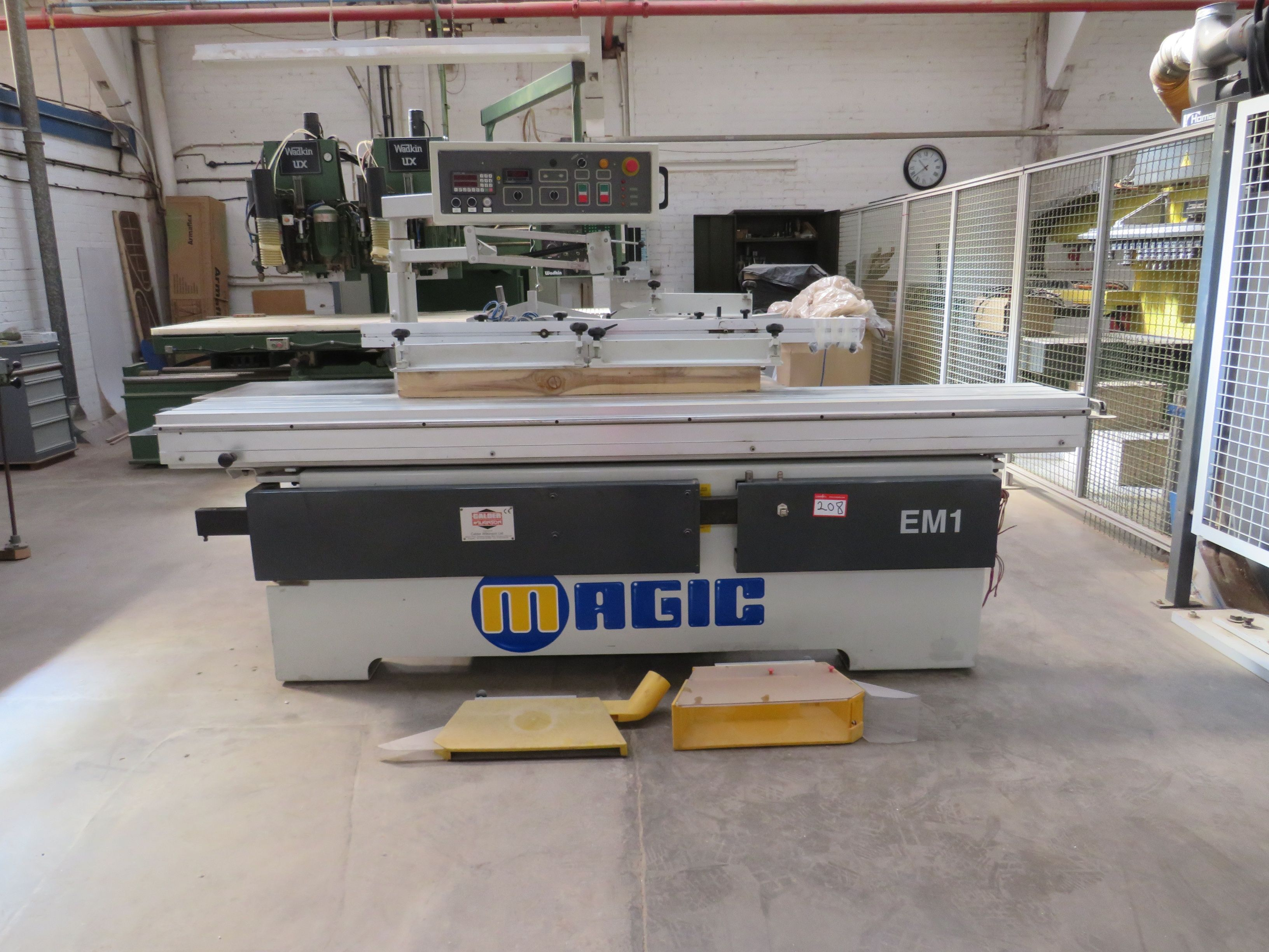 Magic EM1.A Saw