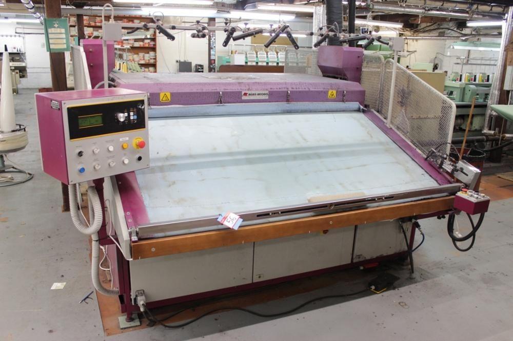 Monti Antonio 205-2 Plancha de vapor programable
