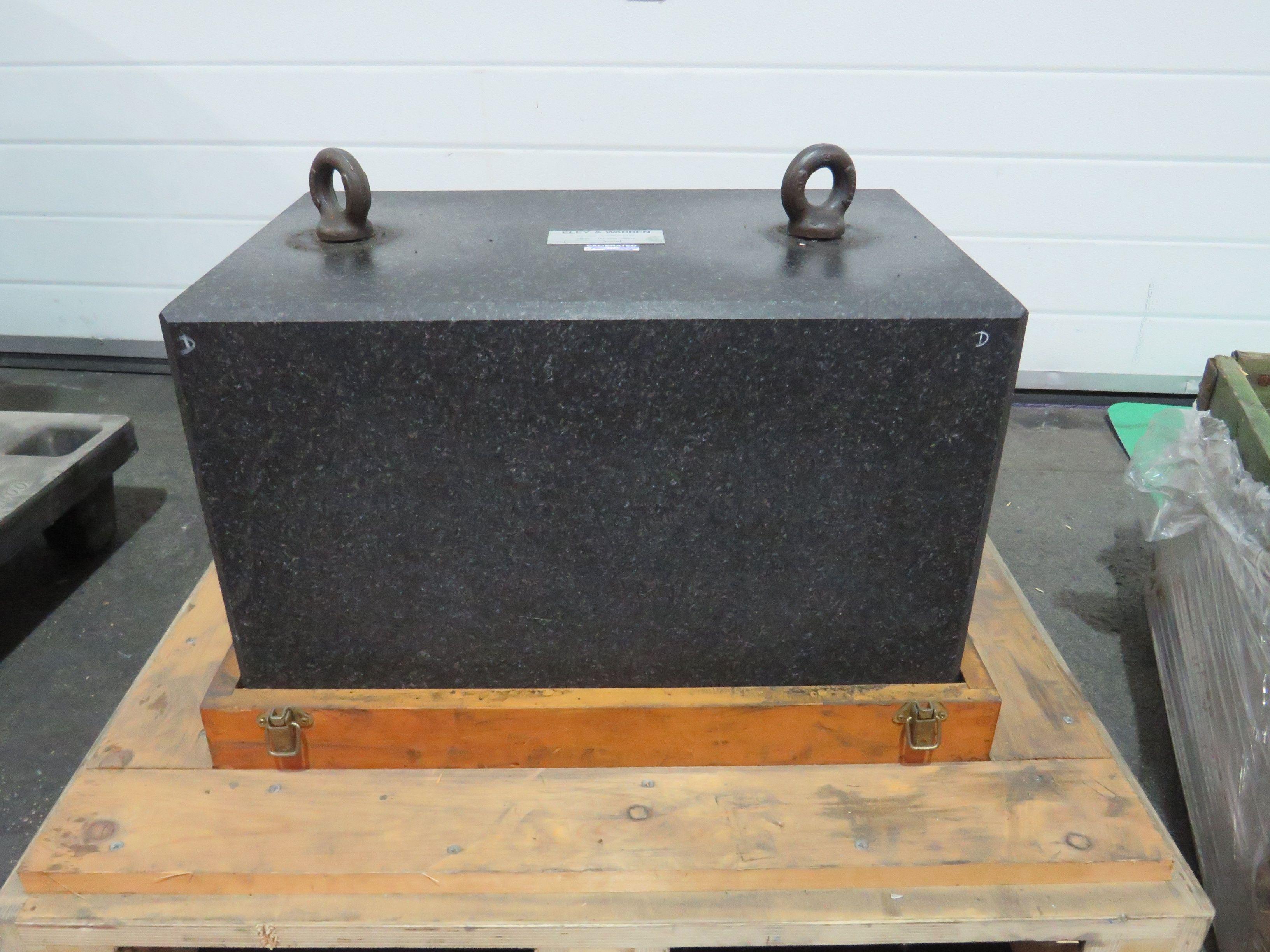 Granitblock 520 mm x 320 mm x 320 mm