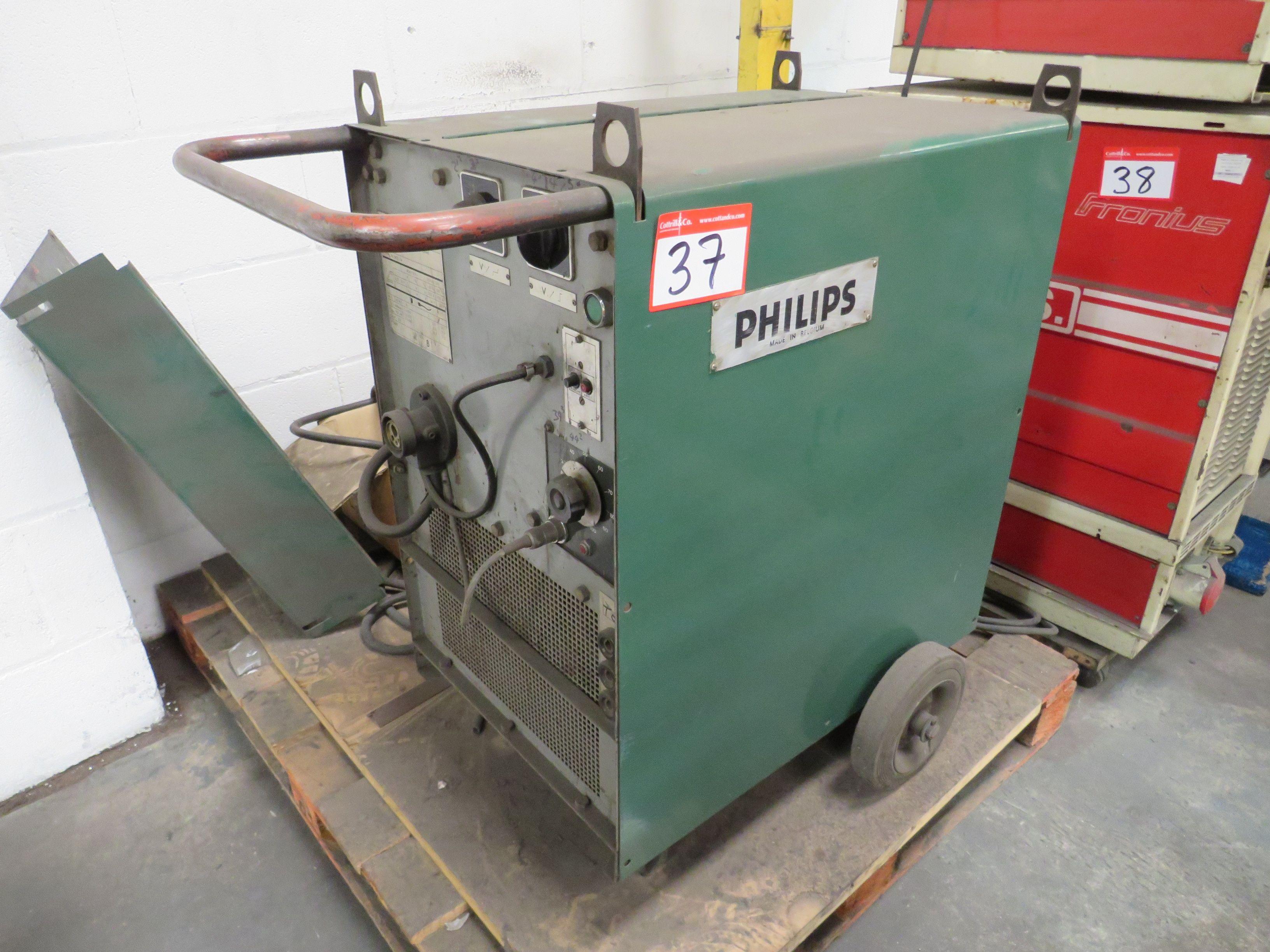 Phillips PZ5805 / 14 Mig Schweißer
