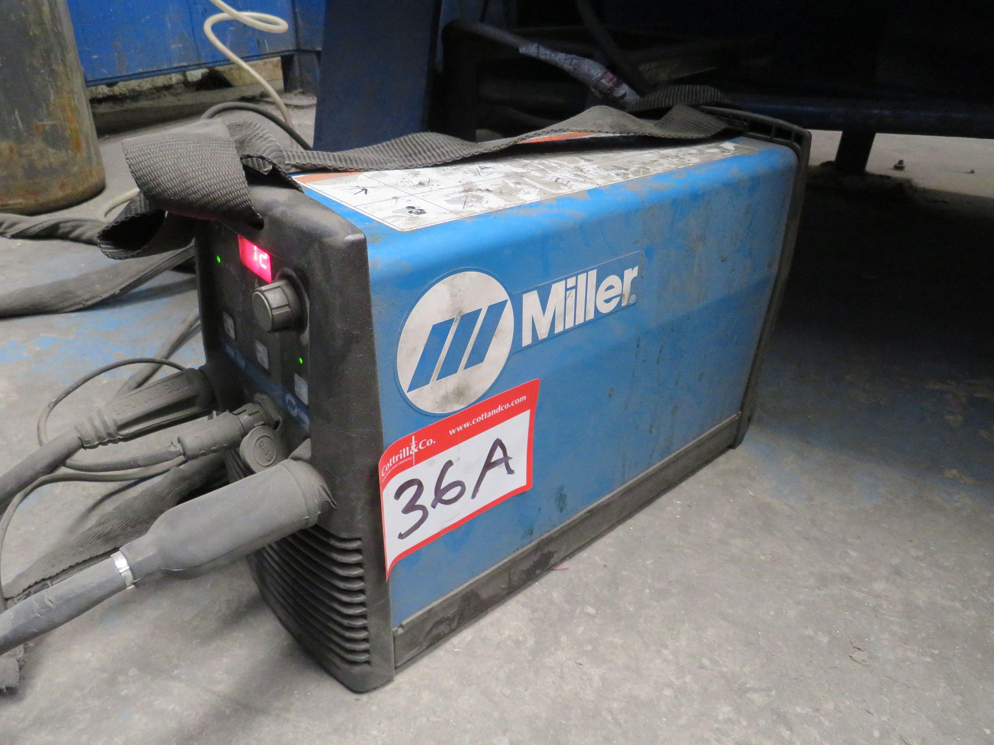 Miller Tig Schweißer