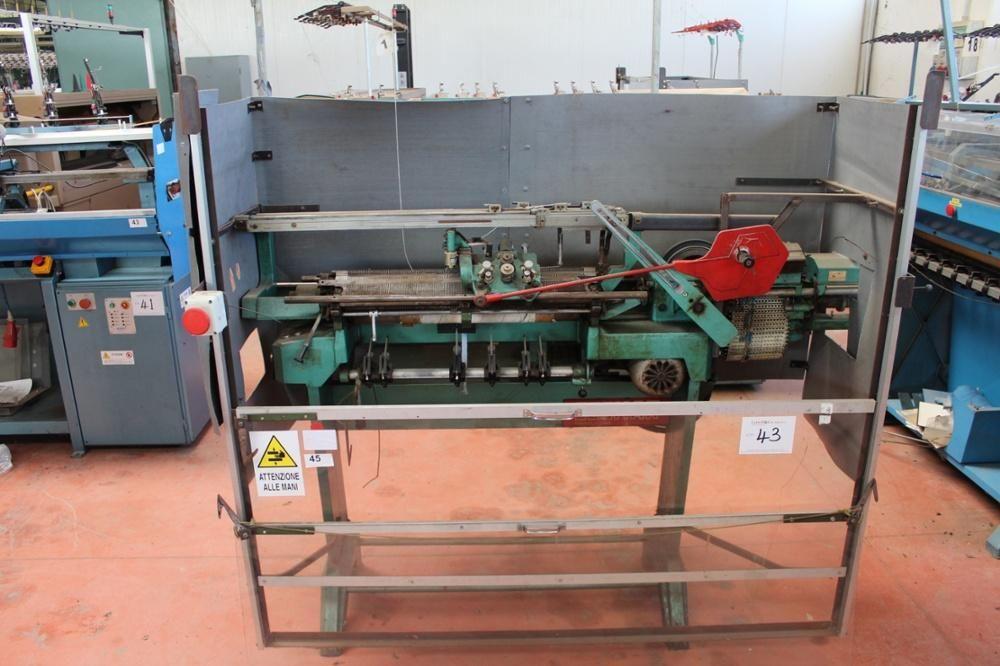 Scomar Flachbettstrickmaschine