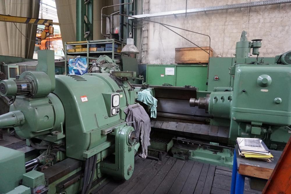 Holroyd Model 5A Pumpenrotorfräsmaschine