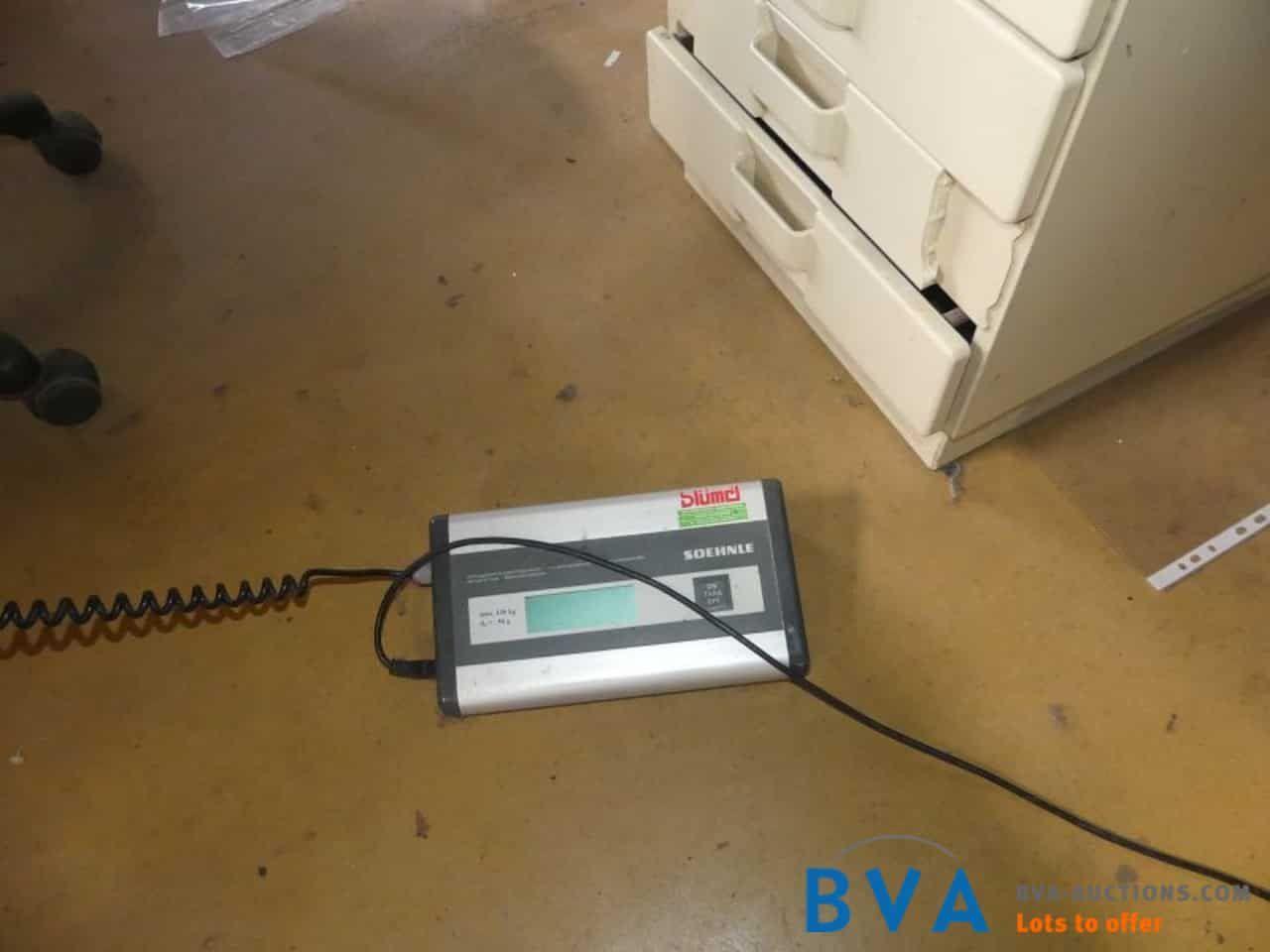 elektronische Plateauwaage Soehnle