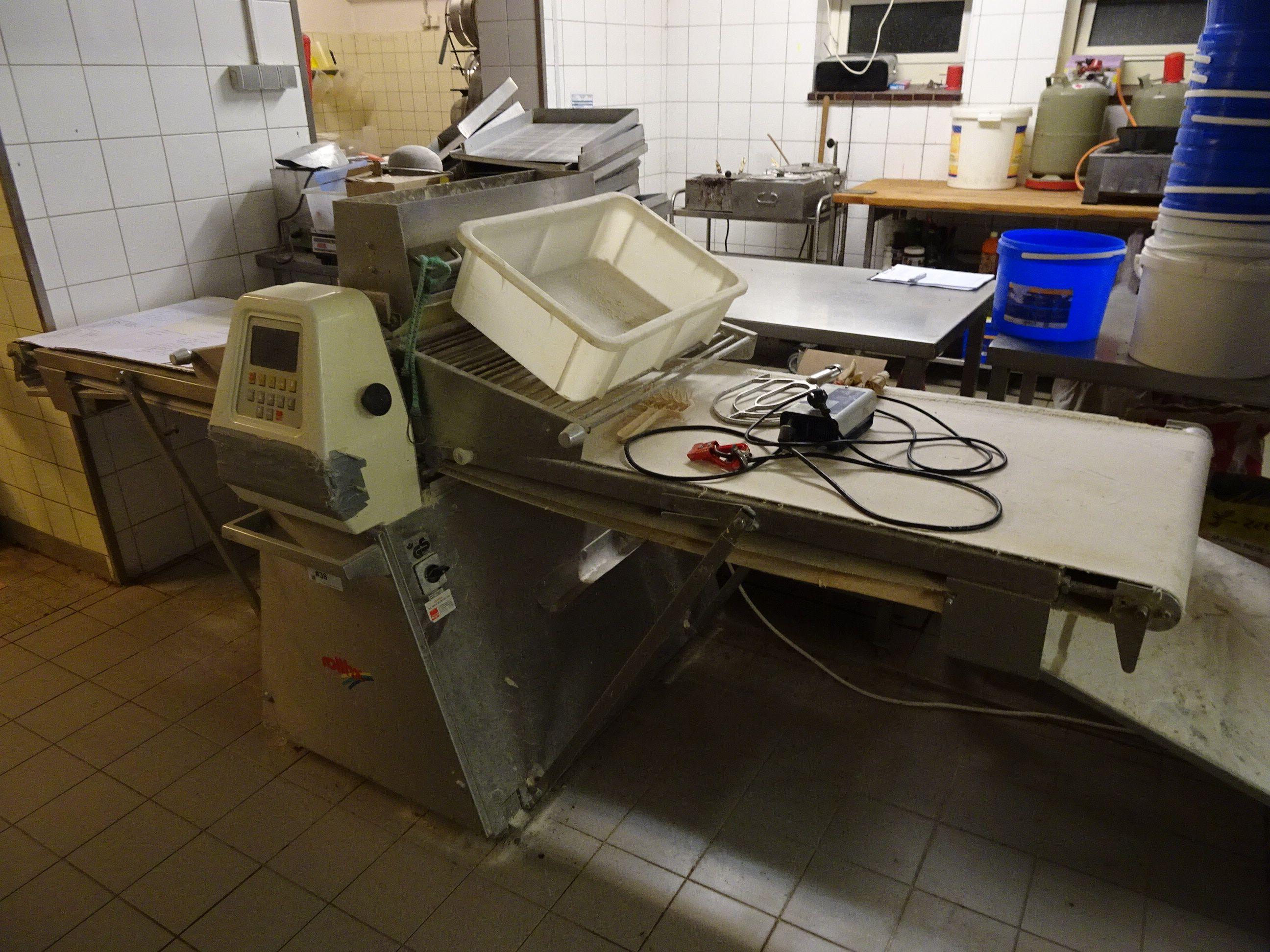 1 Teigausroller Fritsch 02008-28111