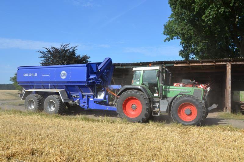 1 Überladewagen Grain Saver GS 24,5