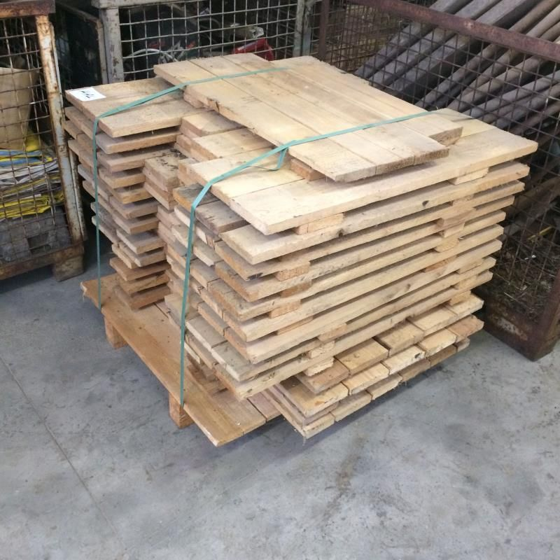 1 Partie Holzbretter