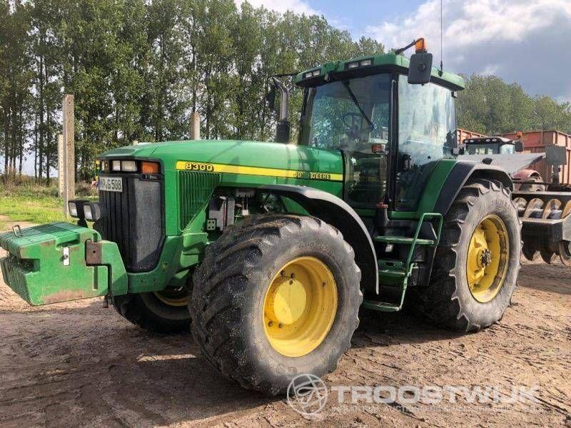 tarımsal traktörler