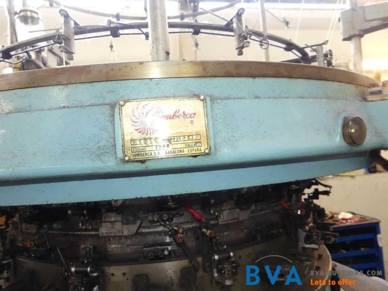 Rund-Strickmaschine Jumberca MVJL