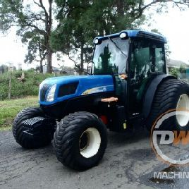 New Holland T4050F FWA / 4WD