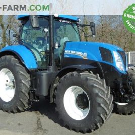 New Holland T 7200 POWERCOMMAND