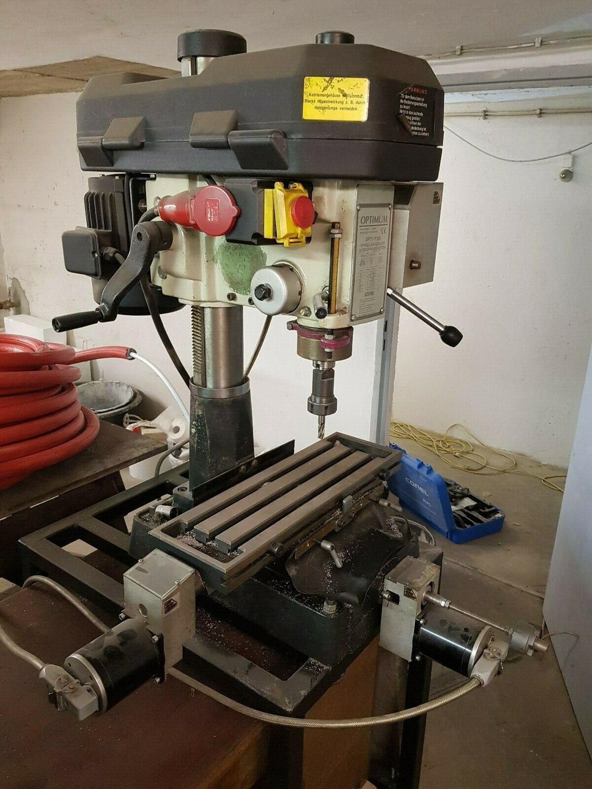Bohr Fräsmaschine