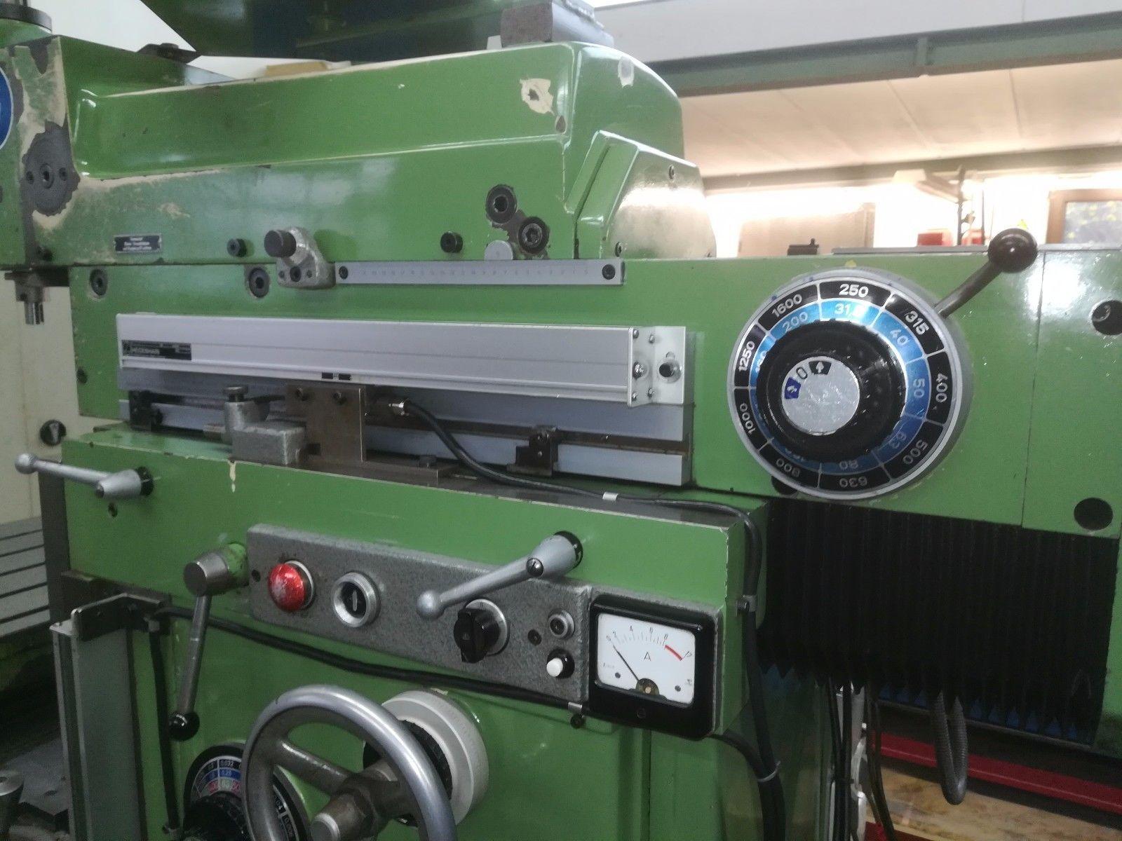 Fräsmaschine Deckel FP 4