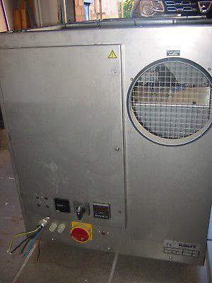 Adsorptionstrockner CR 600 Fa. Kaut