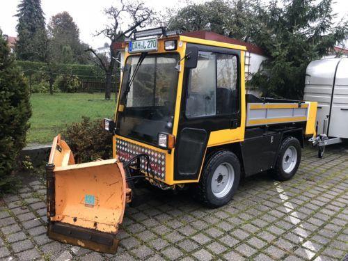 Kramer Tremo 501L Multicar
