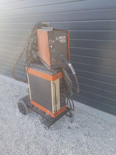 Kemppi Kempomat 250 MIG MAG Schweißgerät