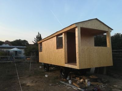 bauwagen Tinyhouse