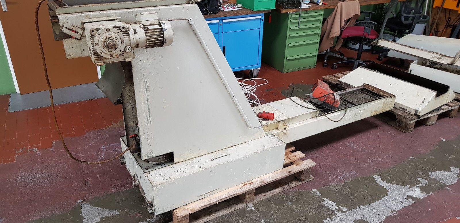 Späneförderer Drehmaschine oder Fräsmaschine