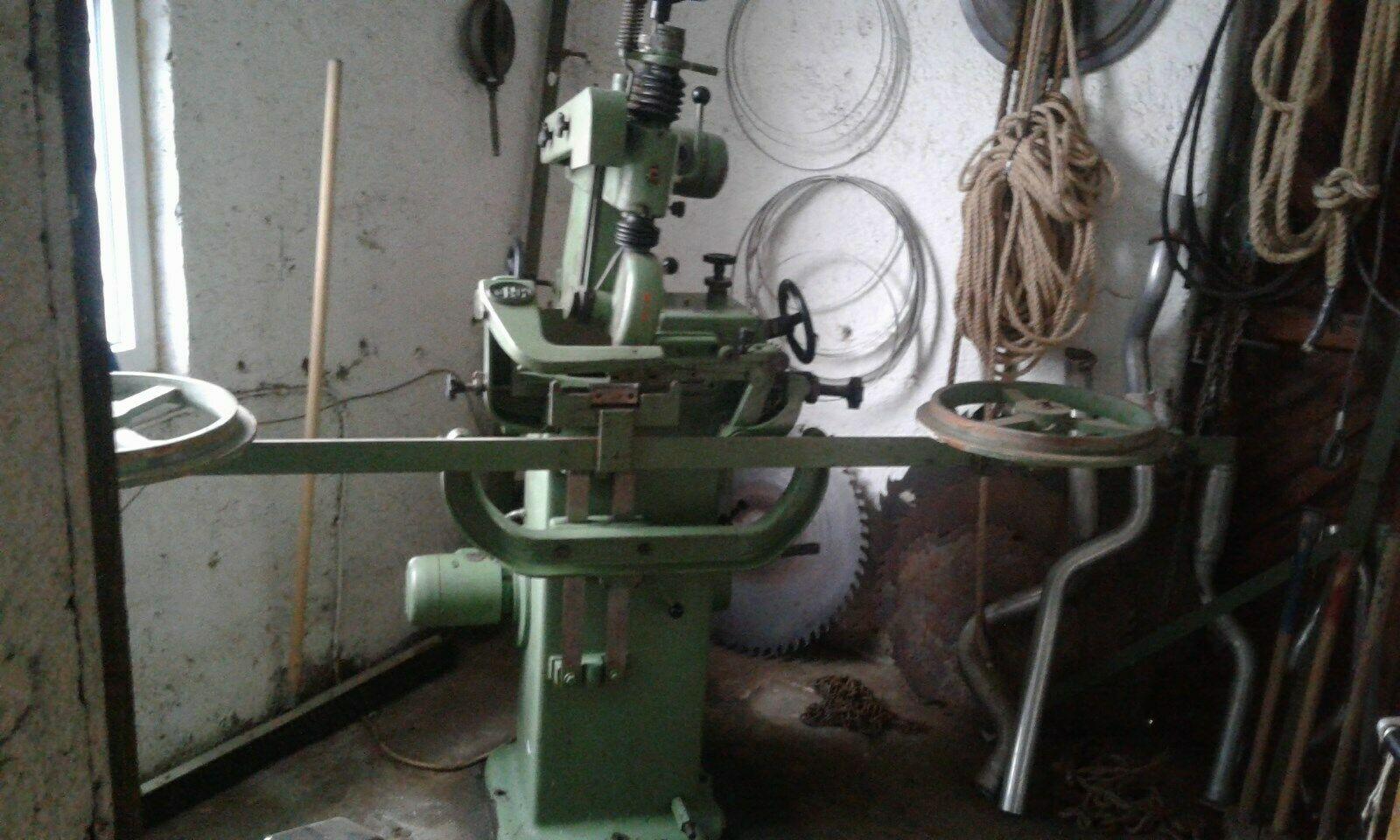 Schärfmaschine - GNH