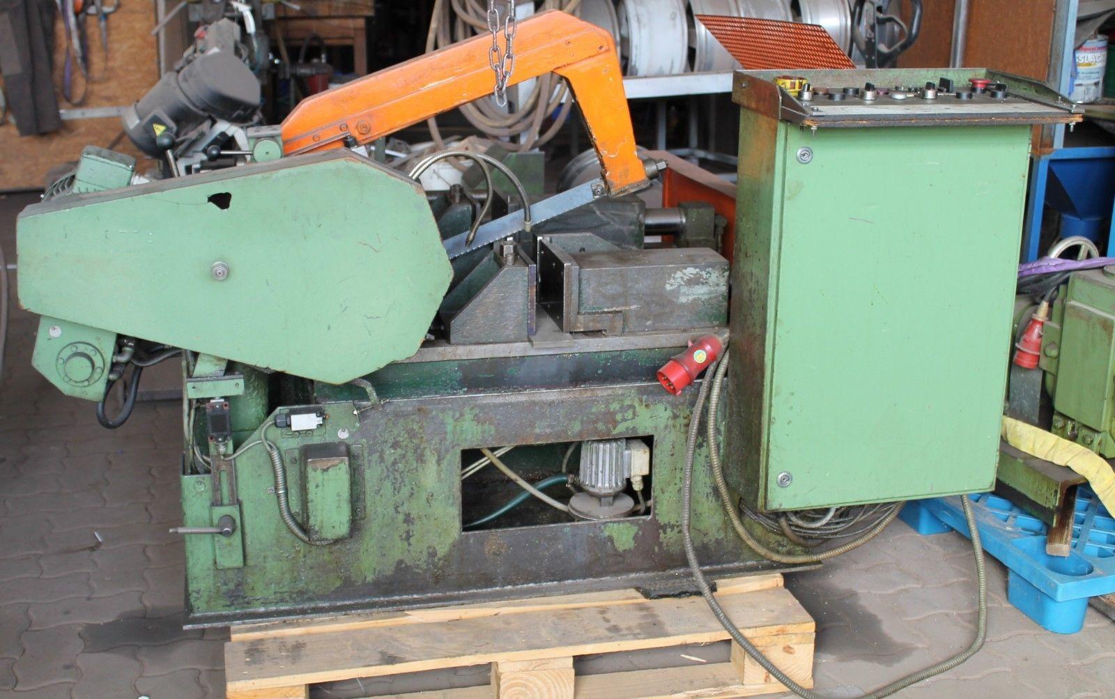 Universalhydraulischer Produktionssägeautomat PSB 260 AU Fa. KASTO