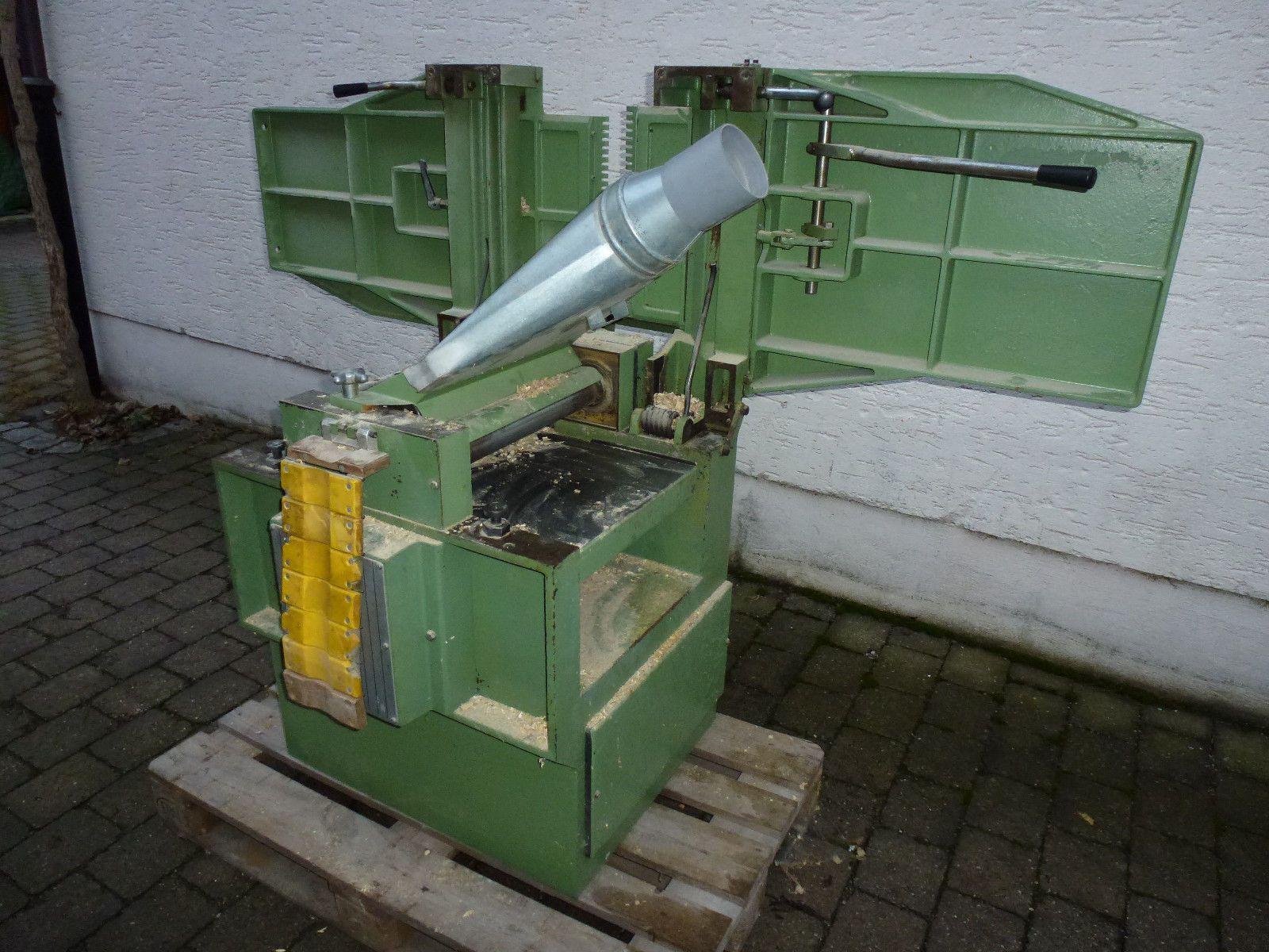 kombinierte Hobelmaschine, Abrichte, Dickenhobelmaschine