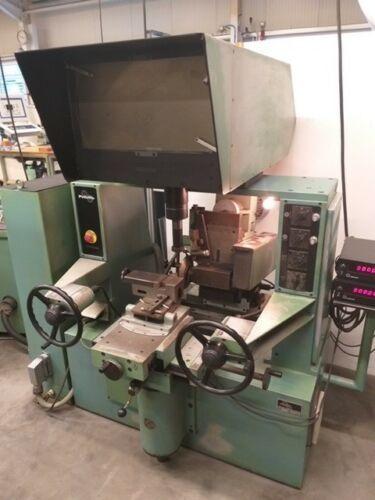 Profischleifmaschine PeTeWe Type:PFS2d.