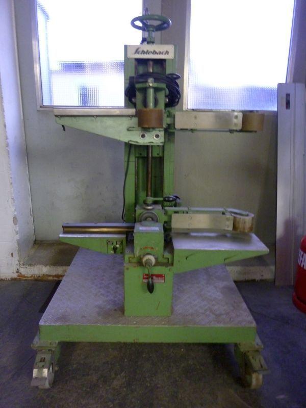 Schlebach, Biegemaschine für Rundgauben, Typ: RBM