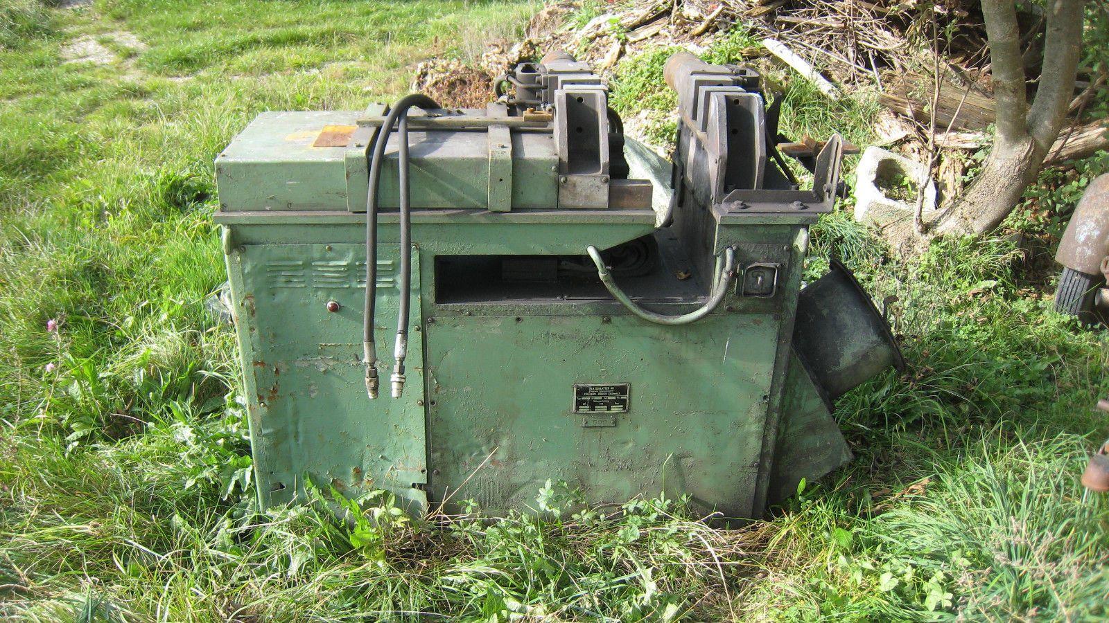 Schlatter Stumpfschweißmaschine WR 75