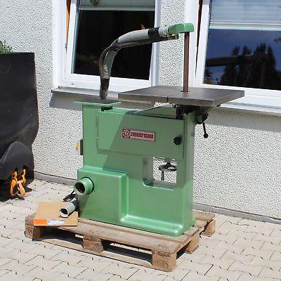 Zimmermann FZ PS 1 Profilschleifmaschine Modellbau & Formenbau schleifen #m2214#