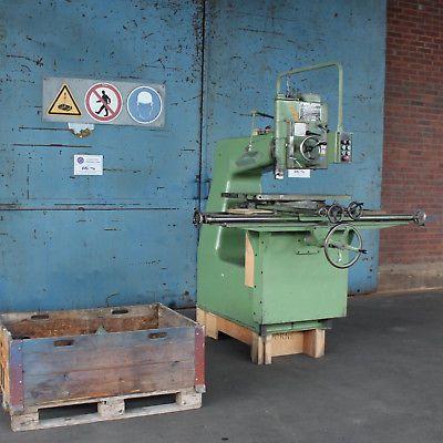 Fräse Fräsmaschine Modellbaufräse REINHARD (Schweiz) Typ MO 900 gr. Ausladung