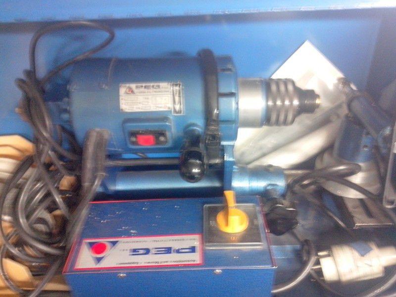 motoreninstandsetzung sunnen PEG Ventilsitz-Schleifmaschinen