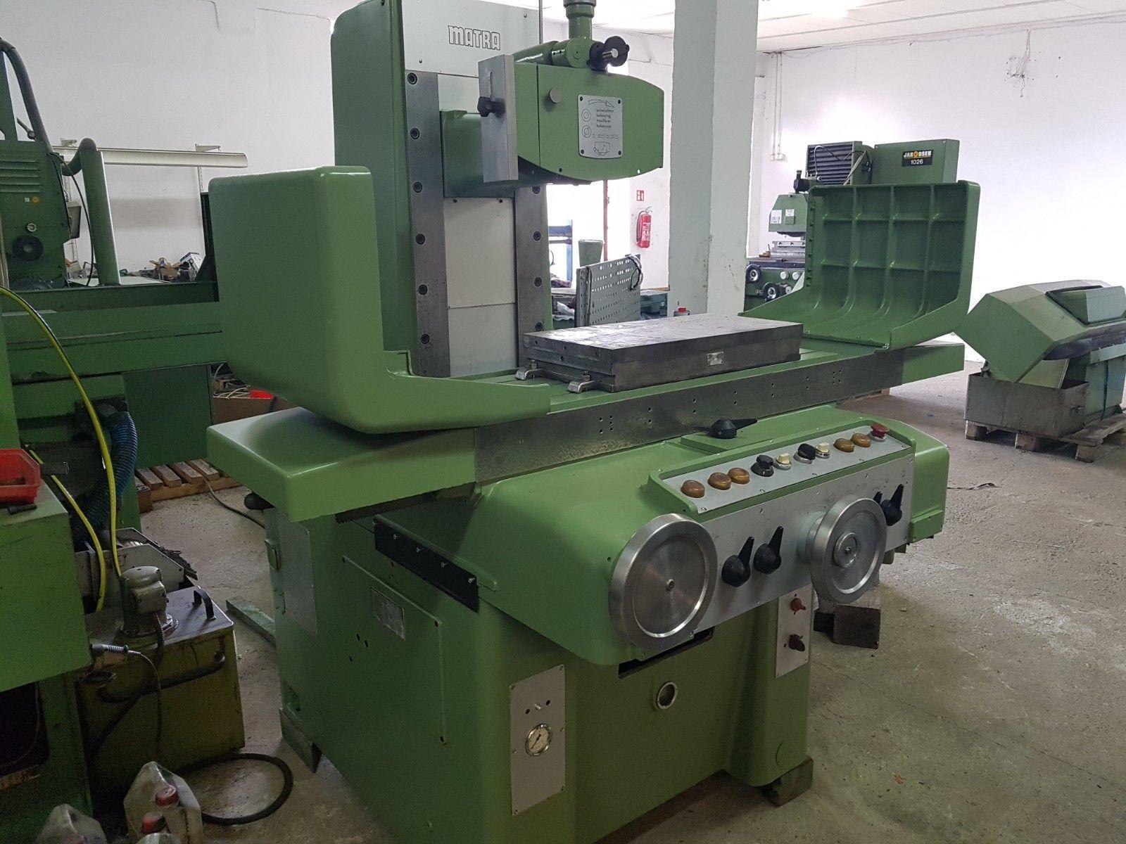 Flachschleifmaschine Fabrikat: MATRA Typ: MF60/40