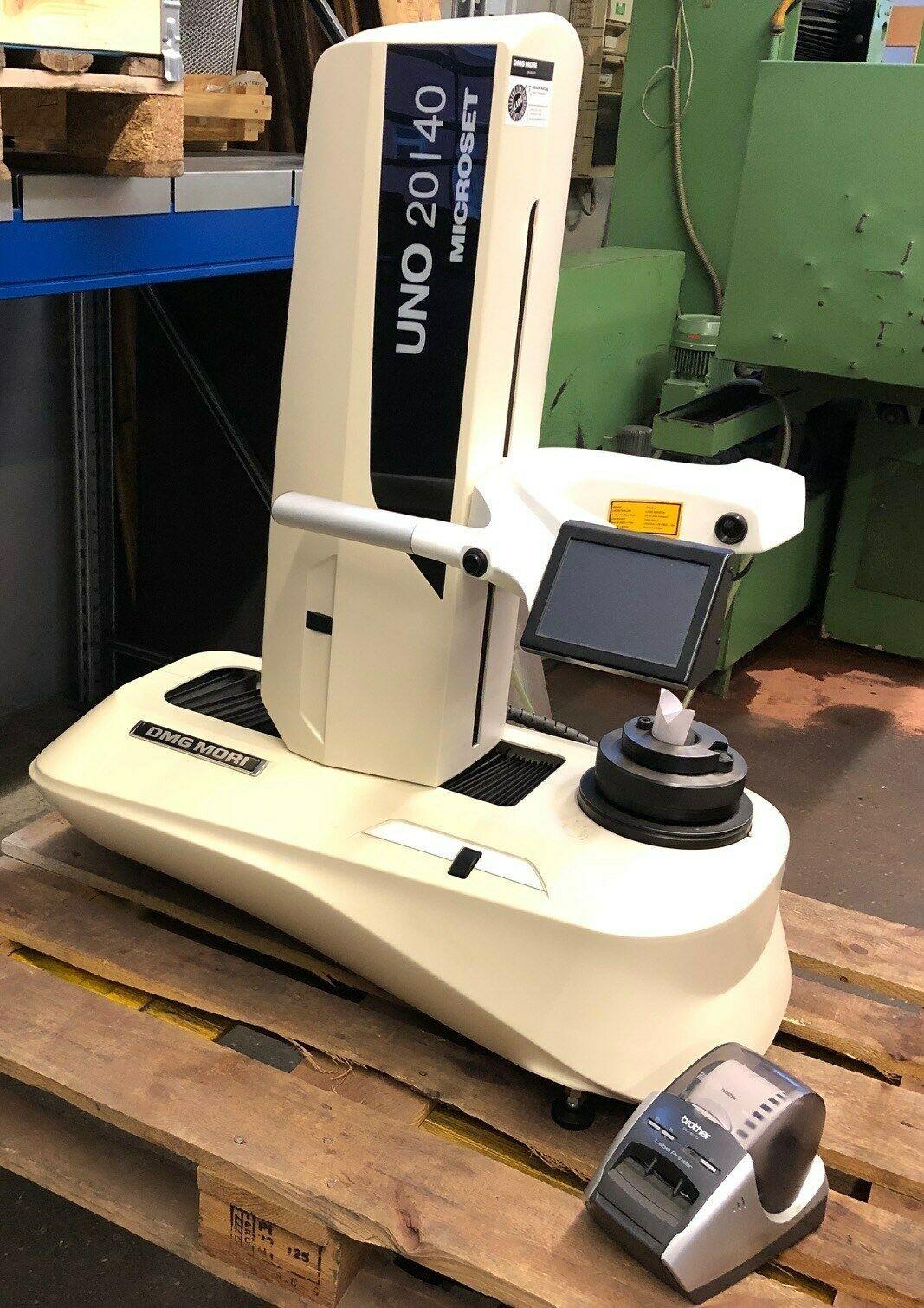 Werkzeug Voreinstellgerät DMG UNO 20/40 smart Baujahr 2016
