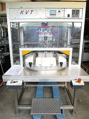 Heizelement Schweißmaschine KVT Kunststoffschweißmaschine Warmnietpresse