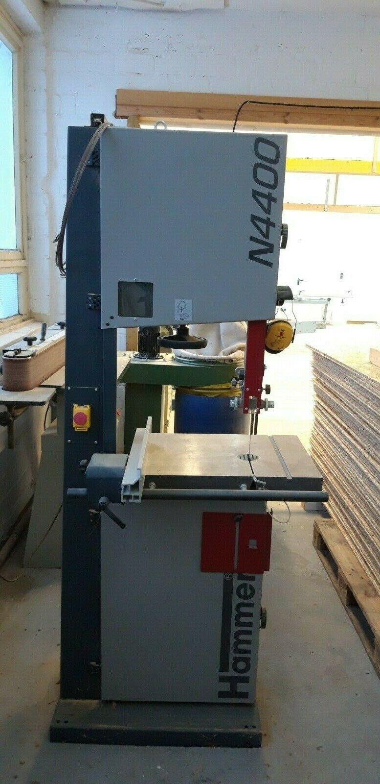 Bandsägemaschine Hammer N4400