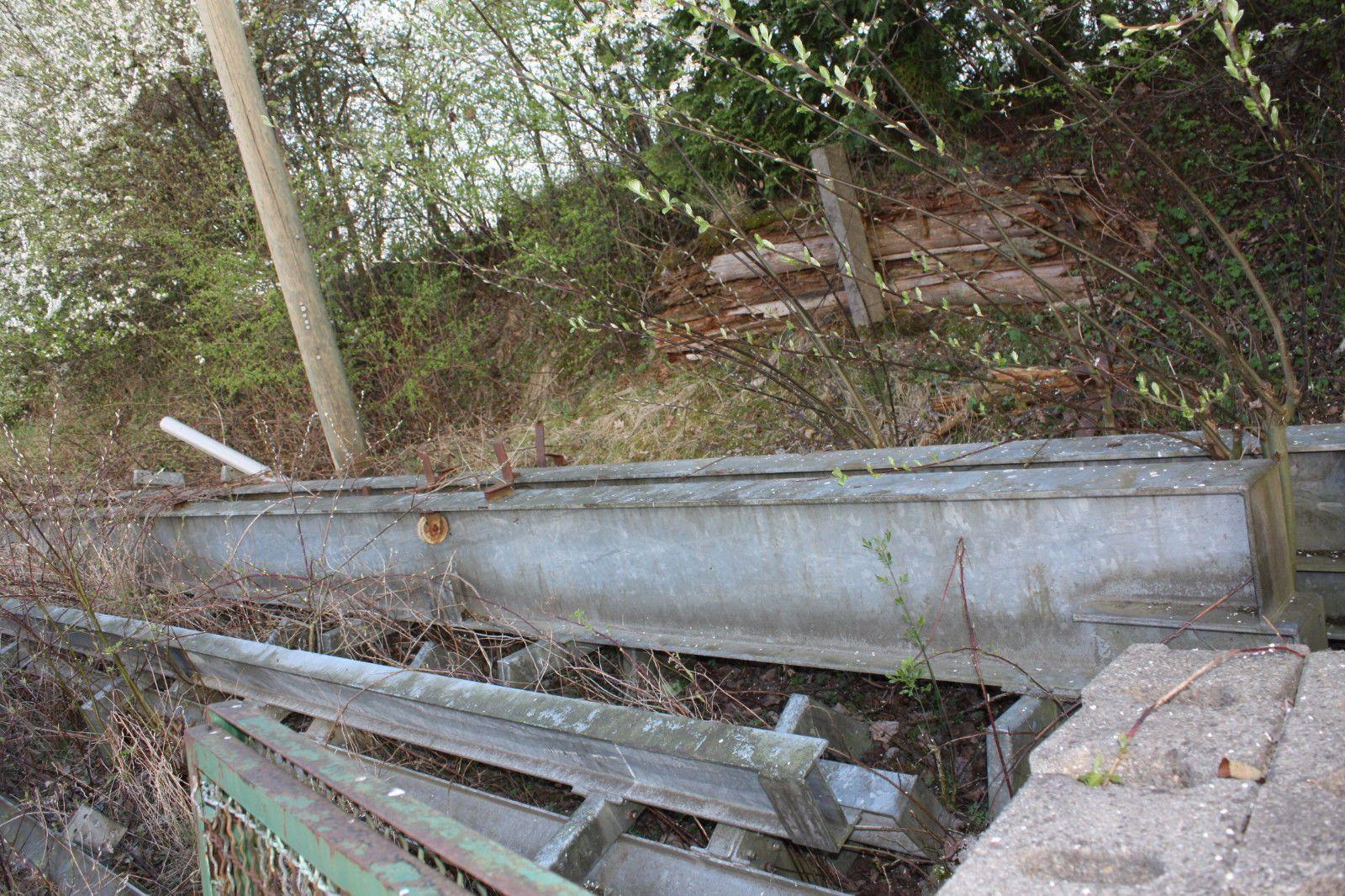 Stahlträger 12 m lang 450 X 190 mm