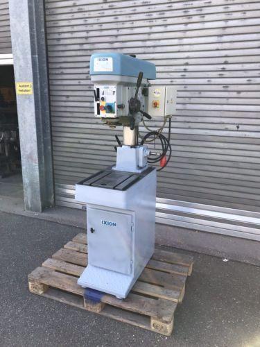 Gewindebohrmaschine,Tischbohrmaschine, Säulenbohrmaschine Ixion