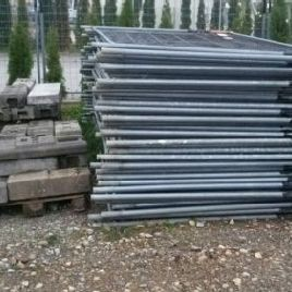 Construction fence Mobile fence Construction fences Mobile fence Construction fence fields easily 48 elements