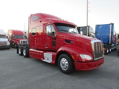 2013 Peterbilt 587 reparaturfähig No Reserve 13 Semi Truck # DD190823 R GA