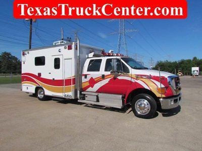 2008 Ford F650 Crew Kabine / Krankenwagen Körper / (3) auf Lager