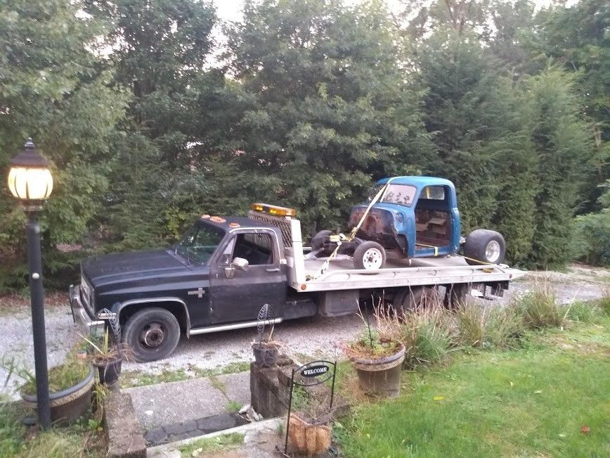 1988 Chevy Roll Back 350 4-fach