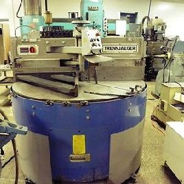 TRENNJAEGER LTS 520 Semi Auto Cold Saw , New 2000.