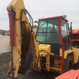 Back hoe kramer 316 Series 2