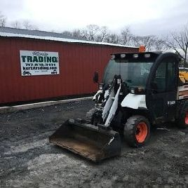2006 Bobcat 5600 Toolcat 4X4 Diesel Utility Vehicle w/ Loader & High Flow!