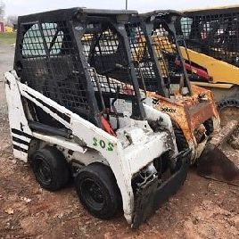 2008 Bobcat S70 Skid Steer Loader. Coming In Soon