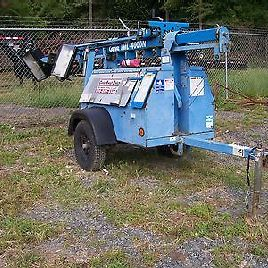 2006 Genie TML-4000N Light Tower