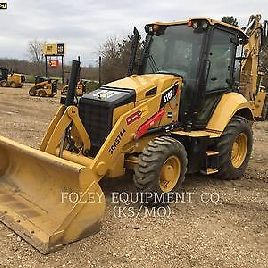 2015 CATERPILLAR 416F2ST Backhoe Loaders
