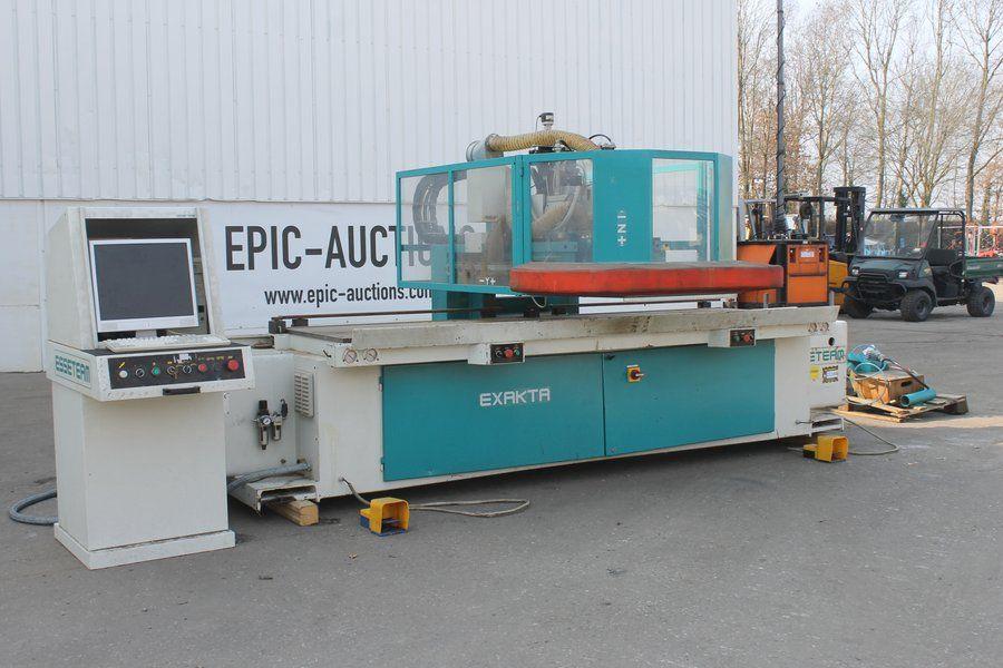 No: 23388 / Esseteam Exakta CNC Holzbearbeitungsmaschine 380V
