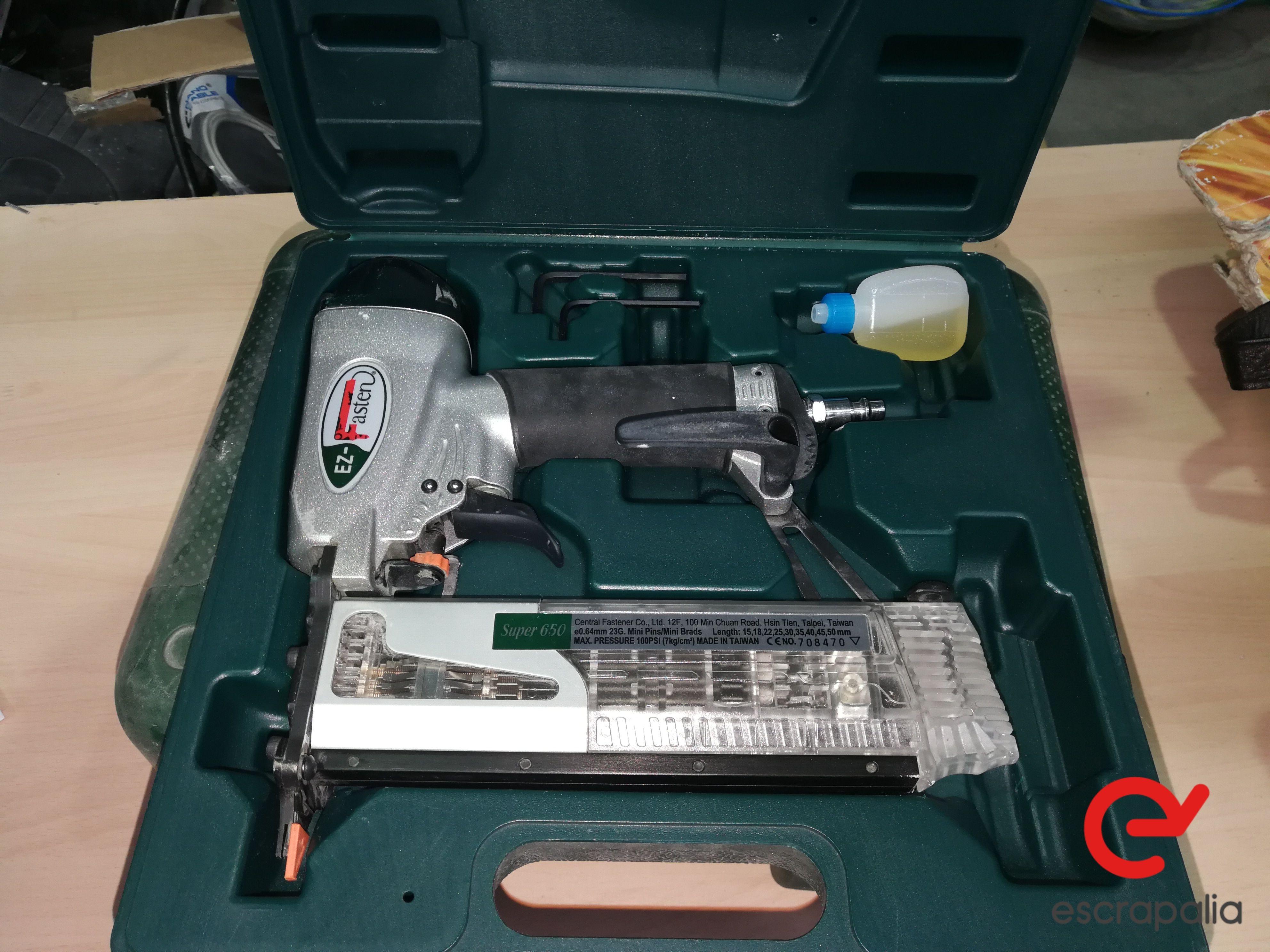 Pneumatische Nagler Pins Modell EZ-Befestigen. Lot 043